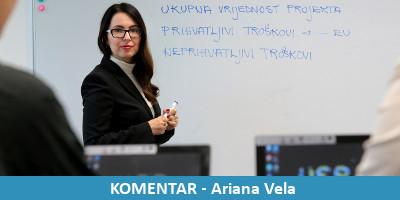 Ariana Vela-Komentar